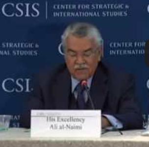 Al-Naimi at CSIS