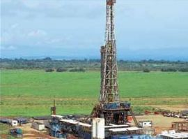 Drilling rig (PDVSA)