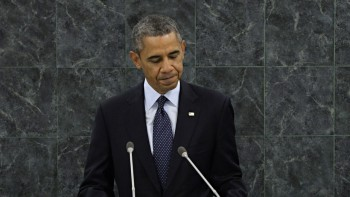 "At UN Obama explained US Mideast ""core interests."""