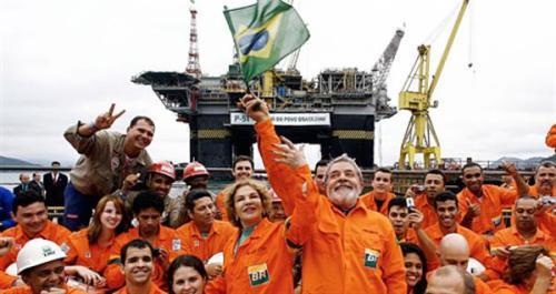 Lula and Petrobras