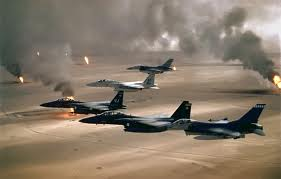 us_air_force_jets_oil_buring_iraq